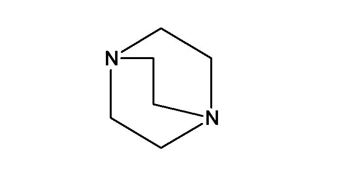 DABCO (1,4-diazabicyclo[2.2.2]octane)
